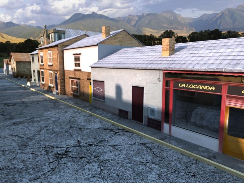 The Art Of Luca Rodolfi Reloaded Free 3d Model Lowpoly