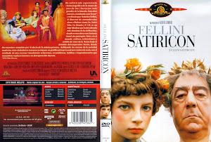 Caratula: Satiricón (Satyricon) 1969