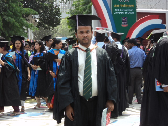 e4743ed5d5 Stand by as a Participant   46th Convocation of DU