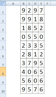 Cara Membuat Aplikasi Undian Dengan Excel : membuat, aplikasi, undian, dengan, excel, Jitu.., Tutorial, Aplikasi, Angka, Nomor, Excel, Dengan, -Praktis, Singkat
