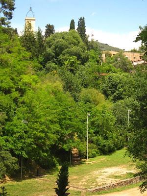 Park dels Torrents in Esplugues de Llobregat