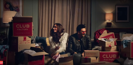Club Factory Debuts India Market Campaign With Superstar Ranveer Singh And Miss World Manushi Chhillar ~ Life Style Folk