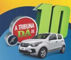 Promoção Jornal A Tribuna 2017 2018 Dá De Dez Carros Fiat Mobi Easy