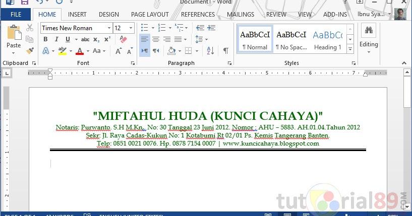 Cara membuat dua garis double line otomatis di word video cara membuat dua garis double line otomatis di word video tutorial89 ccuart Image collections
