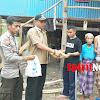Camat Marbo, Serahkan Bea Siswa Indonesia Pintar Pada Idris Siswa Miskin  SMPN 3