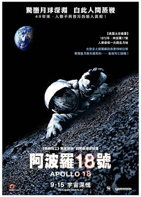 Apollo 18 Película