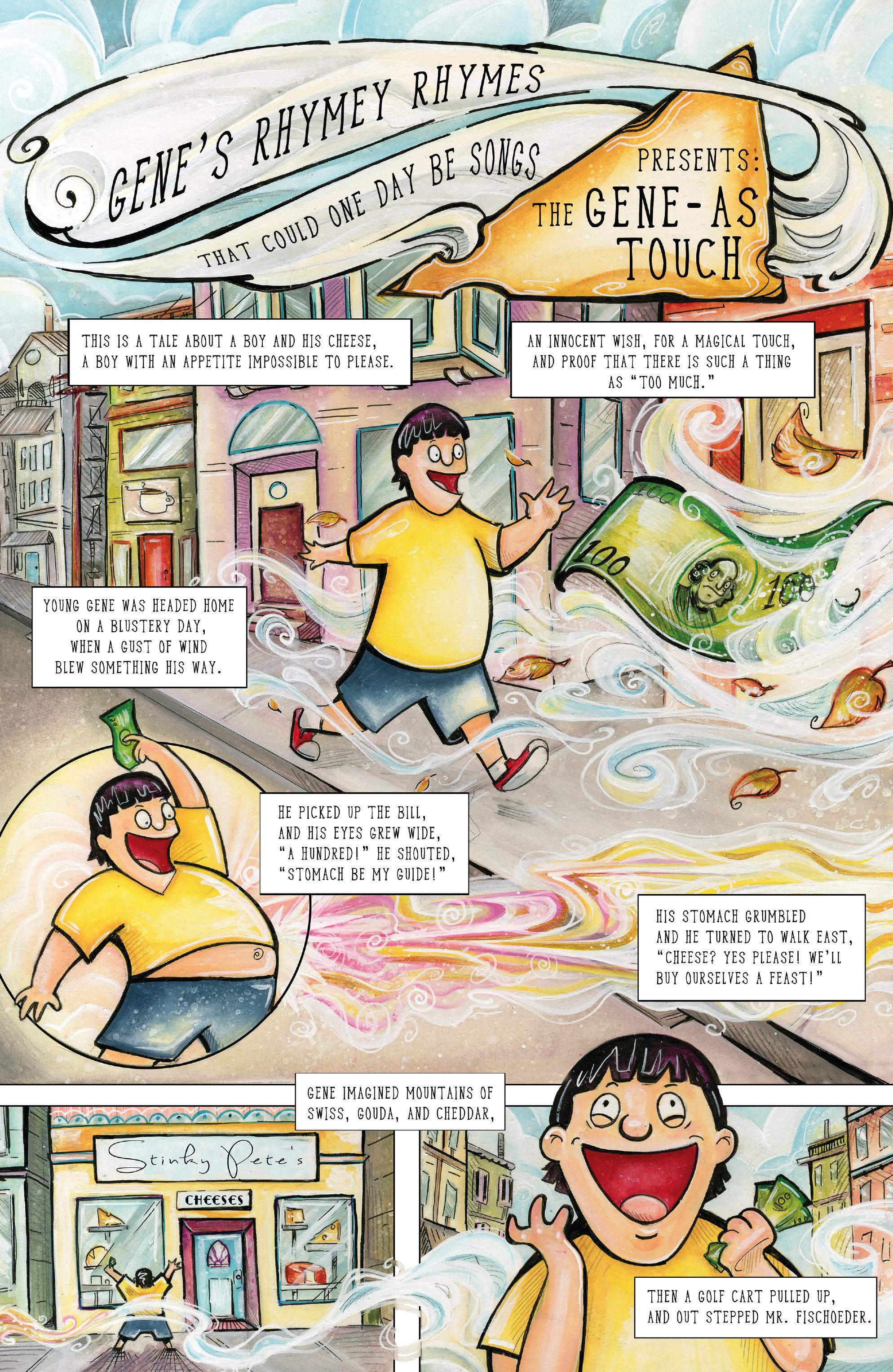 Bob's Burgers (2015) Issue #9 #9 - English 19