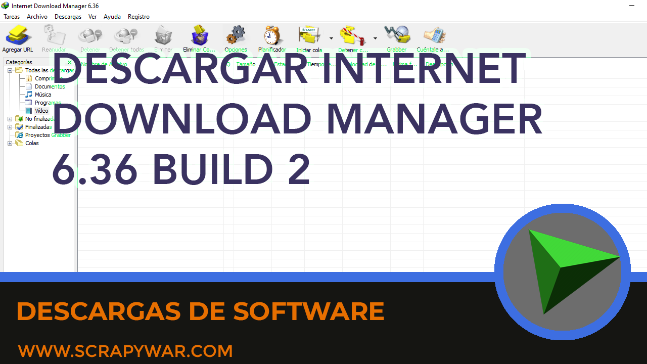 Internet Download Manager 6.36 Build 2 + Crack