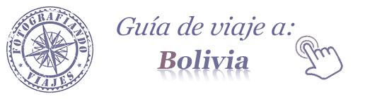 guia viaje bolivia