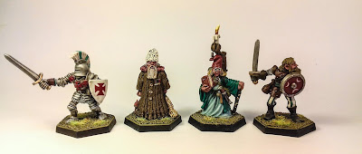 Frostgrave Warband Update - The first two recruits