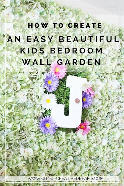DIY Wall Garden Tutorial