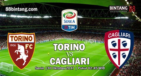 Prediksi Torino vs Cagliari 30 Oktober 2017