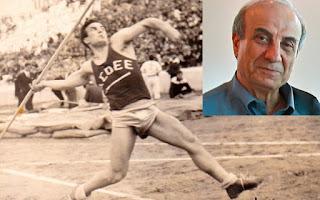 Ο Ροδίτης πρωταθλητής Ελλάδος στο ακόντιο που έγινε σπουδαίος καθηγητής στην Αμερική!