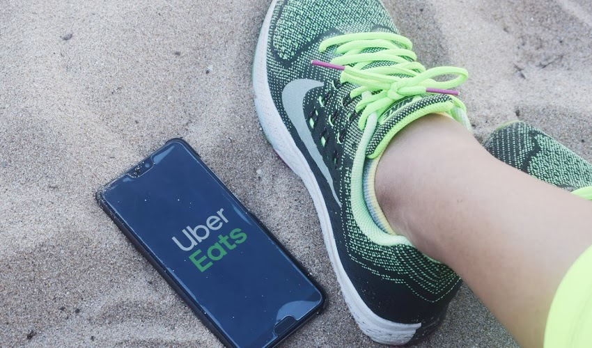 HOW UBER EATS WILL HELP ME REACH MY FITNESS GOALS IN 2019