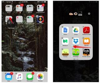 Cara Menyembunyikan Aplikasi di iPhone dan Menemukan Aplikasi Tersembunyi di iPhone
