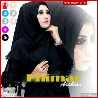 RYB037B Hijab Jilbab Cantik Instant Murah Khimar BMG Online Shop