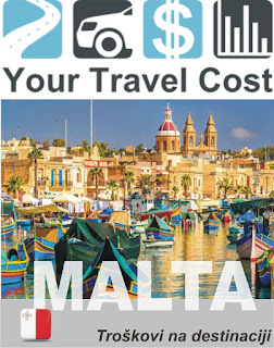 Malta, trošak