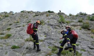 Τραγωδία στα Ιωάννινα: Νεκρός βρέθηκε ο πολύτεκνος αστυνομικός που έπεσε σε χαράδρα