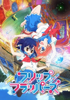 Flip Flappers opening ending ost full version