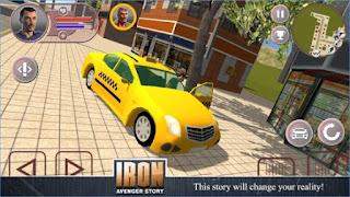 Games Iron Avenger Story App