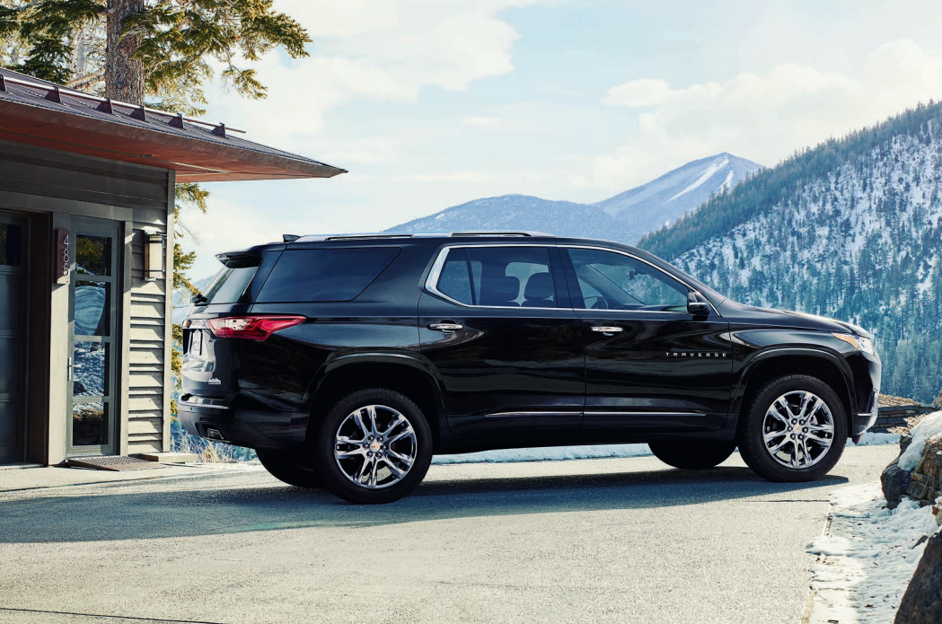 New SUV Brochures Available At Graff Mt. Pleasant