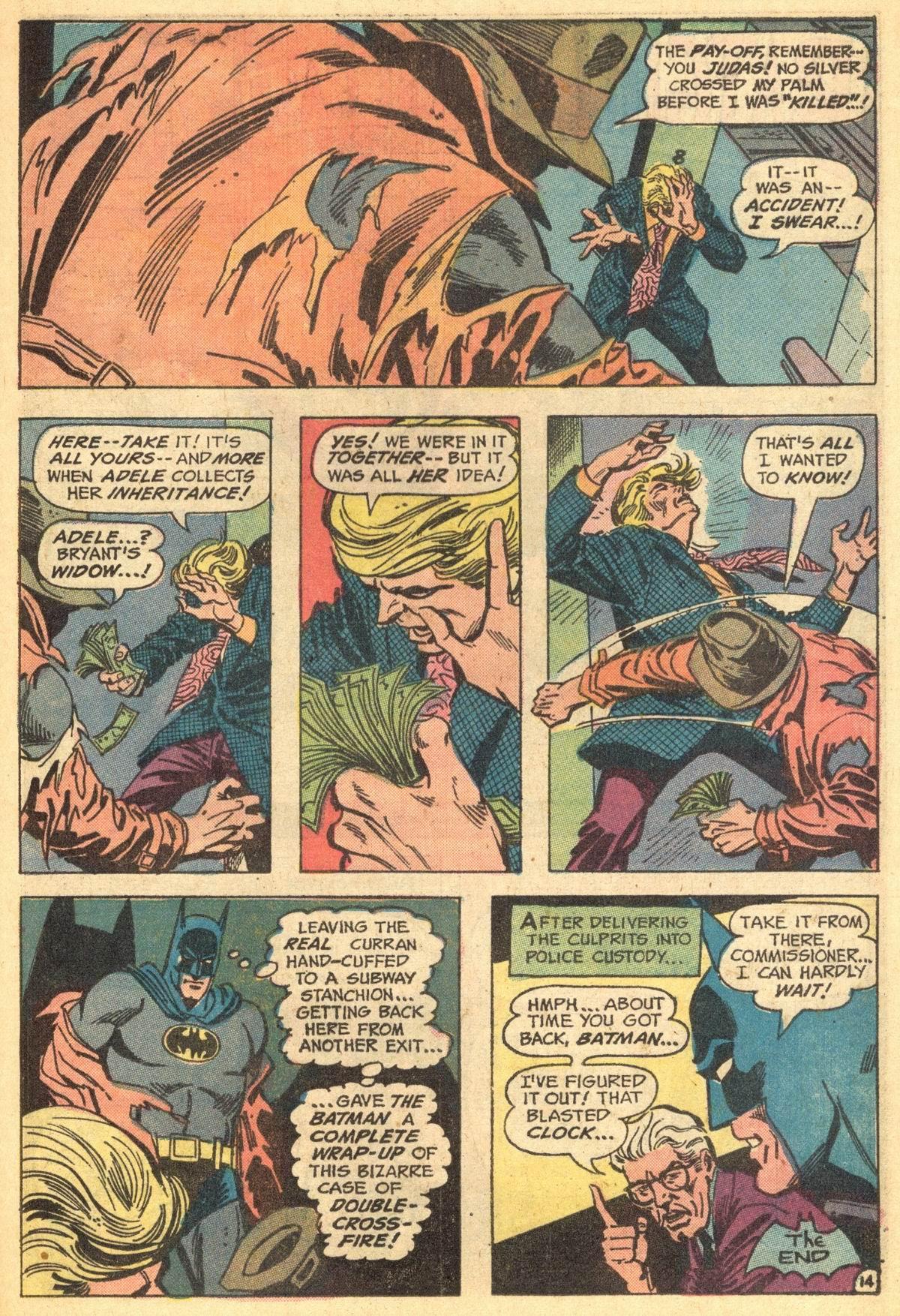 Detective Comics (1937) 424 Page 16