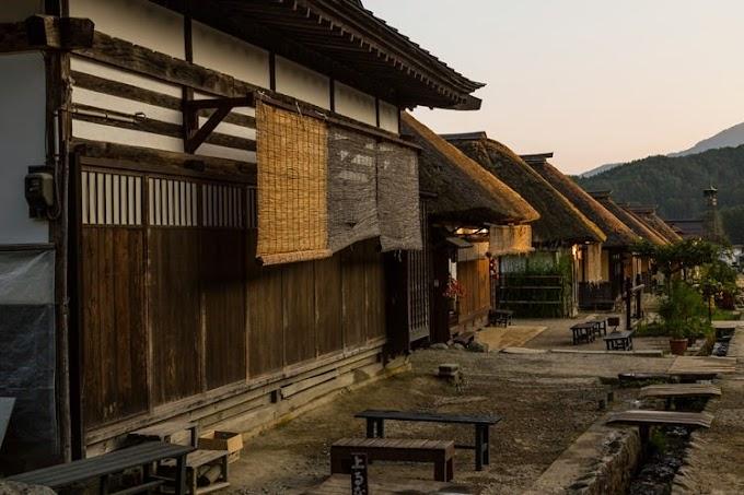 日本でゲストハウス体験をして準備する。