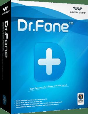 Wondershare Dr.Fone For iOS 6.x.x Keygen Download