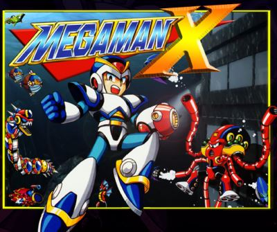 Download MegaMan X1 e X2 (PC)