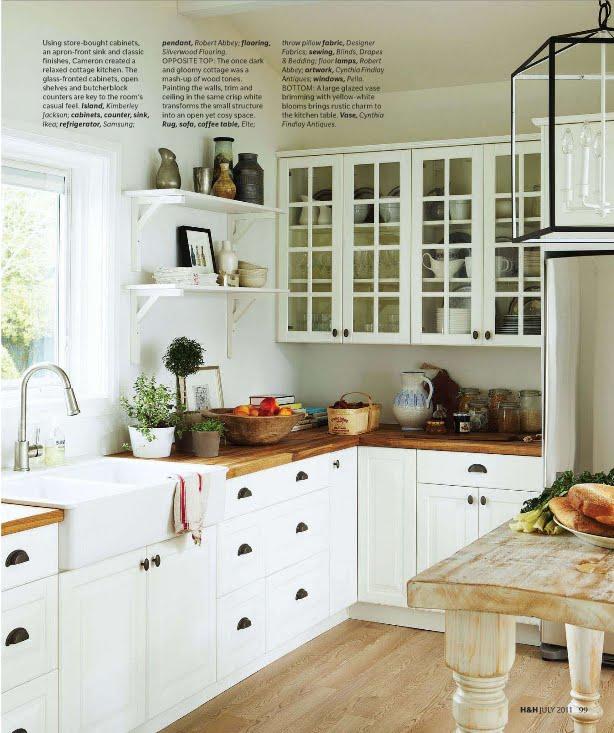 Farmhouse Kitchen Countertops: Just Strolling: Craving {farmhouse Sink}