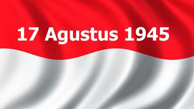 17 agustus 1945