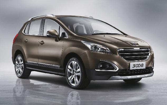 Với giá xe tầm 1,19 tỷ Peugeot 3008 là mẫu xe đáng để sở hữu