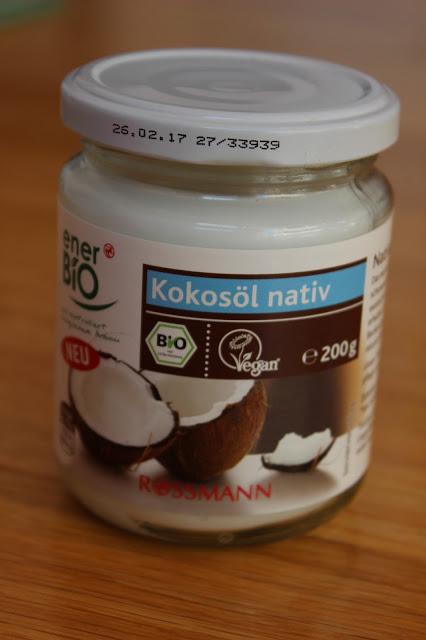 Rossmann Enerbio Kokosöl nativ