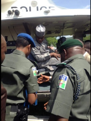 Governor Yahaya Bello receives helicopter from FG [PHOTOS]