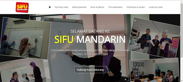 Kelas Mandarin Shah Alam