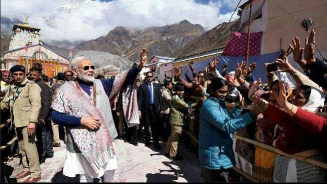 PM Modi in Kedarnath: Will build modern infrastructure, ensure environment laws not flouted