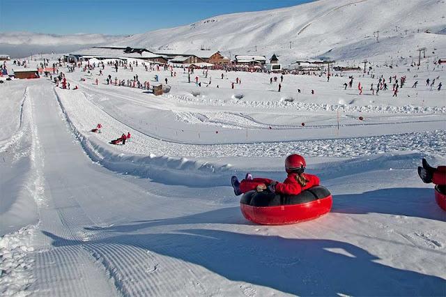 Preços da estação de esqui da Sierra Nevada
