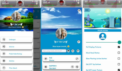 BBM Mod Simple Originale v3.2.0.6 Apk