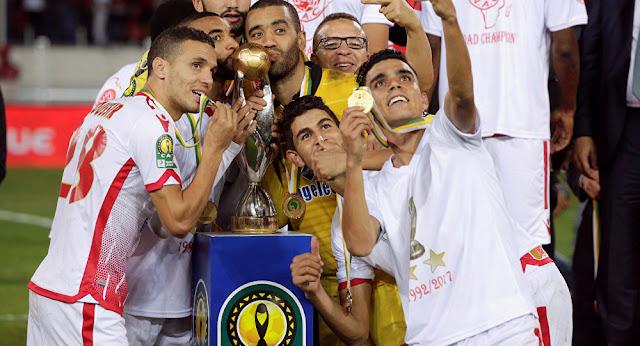 موعد مباراة الوداد الرياضي المغربي وويليامسفيلي أثلتيك اليوم في بطولة دوري أبطال إفريقيا والقنوات الناقلة والمعلقين