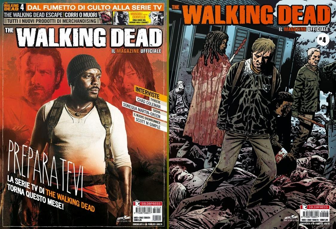 The Walking Dead Magazine #4