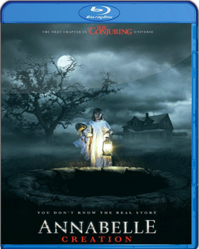 Annabelle: Creation [2017] [BD25] [Latino]