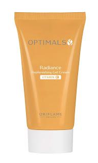 Тонизирующий крем-гель Optimals Radiance