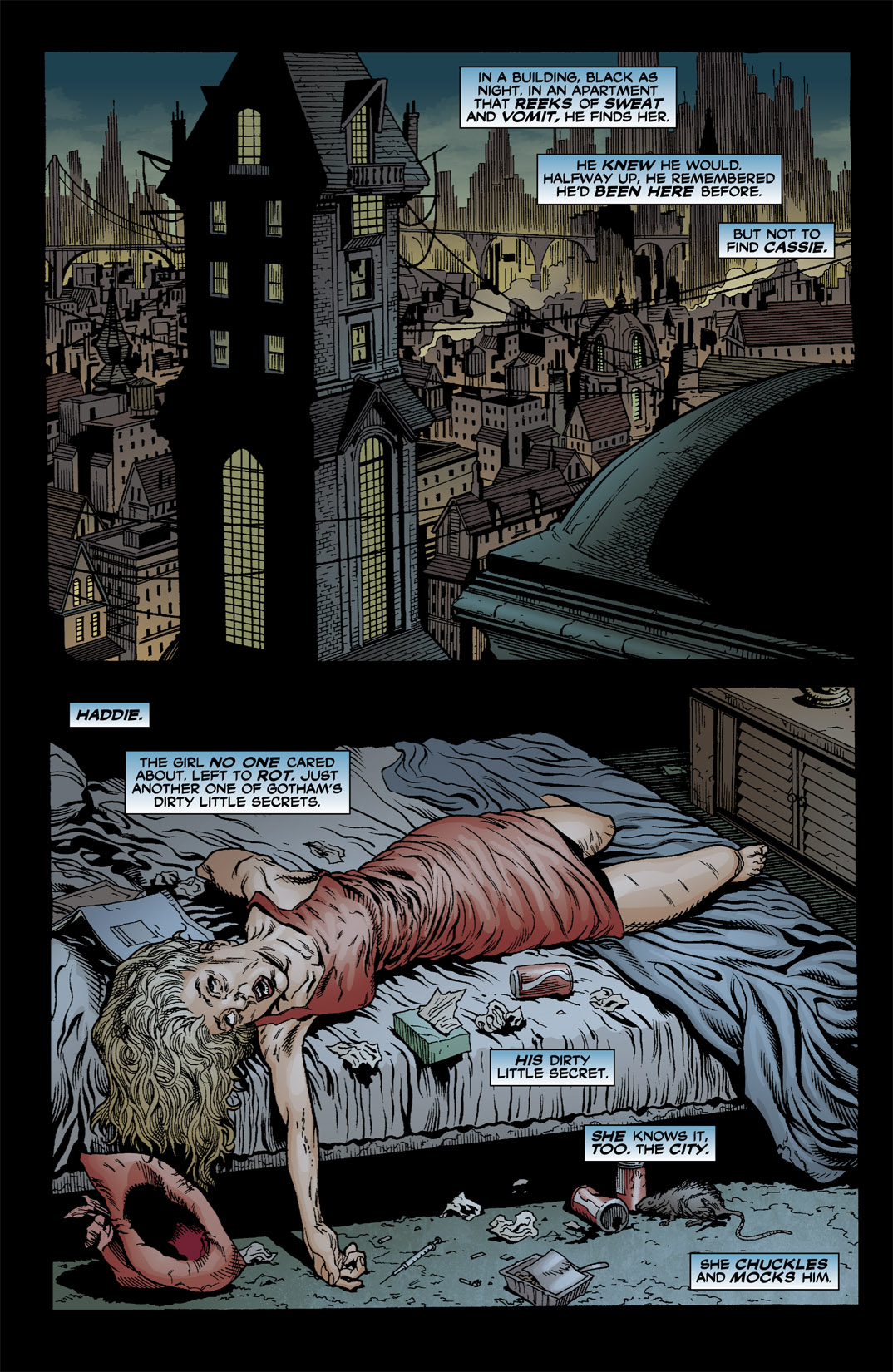 Detective Comics (1937) 812 Page 13