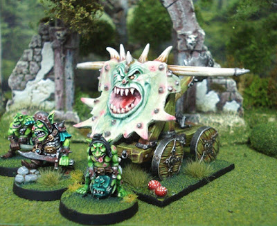 'Knightmare Games' sabor Oldhammer