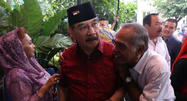 Setelah Kabulkan Grasi, Jokowi Undang Antasari ke Istana
