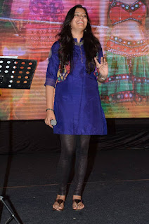 Singer Geetha Madhuri Stills At Premikudu Movie Audio Launch 0007