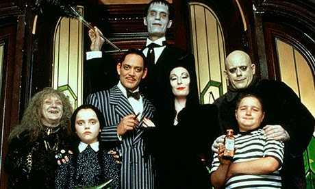 creature cast why i like the addams family. Black Bedroom Furniture Sets. Home Design Ideas