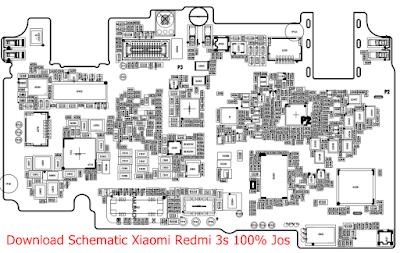 Download Schematic Xiaomi Redmi 3s 100% Jos