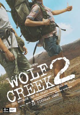 Wolf Creek 2 2013 Dual Audio Hindi 300MB 480p Movie Download