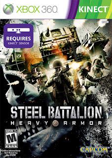 Steel Battalion: Heavy Armor (X-BOX360) 2012